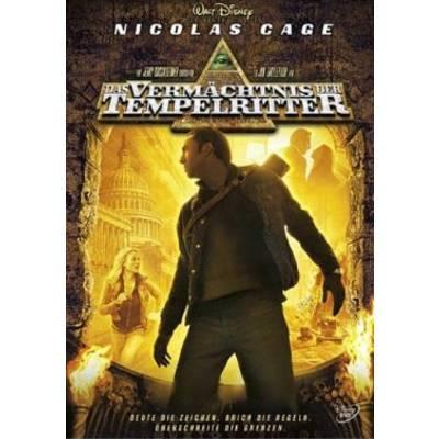 DVD Das Vermächtnis der Tempelritter FSK: 12 Preisvergleich