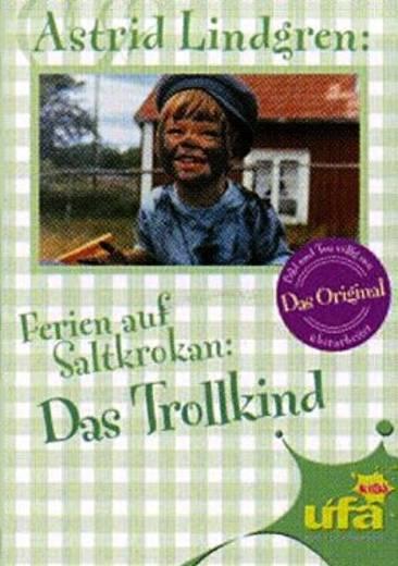 DVD Astrid Lindgren Ferien auf Saltkrokan Das Trollkind FSK: 0