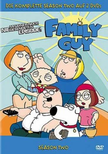 DVD Family Guy FSK: 12