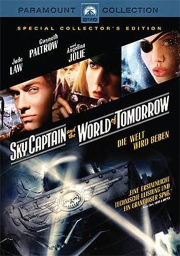 DVD Sky Captain and the World of Tomorrow FSK: 12