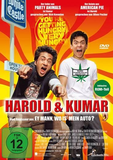DVD Harold & Kumar FSK: 12