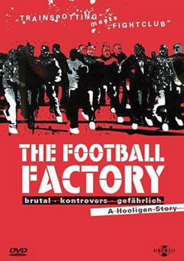 DVD The Football Factory FSK: 16