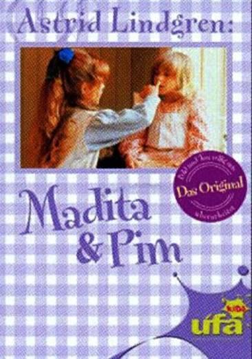 DVD Astrid Lindgren Madita & Pim FSK: 0