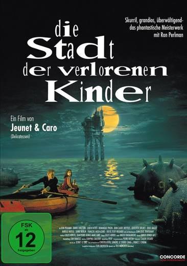 DVD Die Stadt der verlorenen Kinder FSK: 12