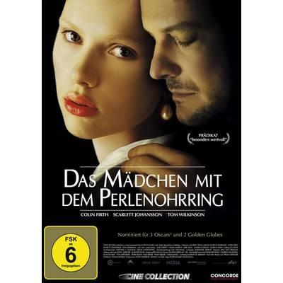 DVD Das Mädchen mit dem Perlenohrring FSK: 6 Preisvergleich