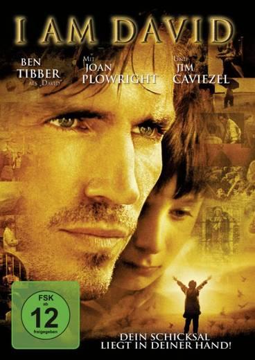 DVD I am David FSK: 12