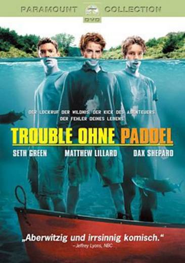DVD Trouble ohne Paddel FSK: 12