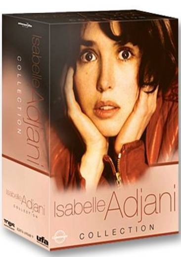 DVD Isabelle Adjani Collection FSK: 12