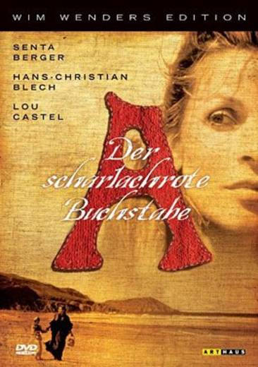 DVD Der scharlachrote Buchstabe FSK: 12