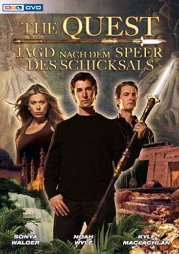 DVD The Quest Jagd nach dem Speer des Schicksals FSK: 12