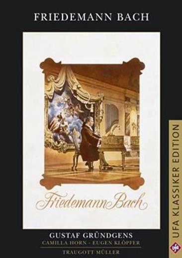 DVD Friedemann Bach FSK: 12