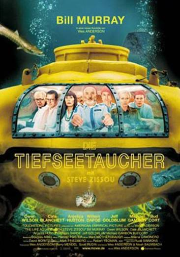 DVD Die Tiefseetaucher FSK: 12