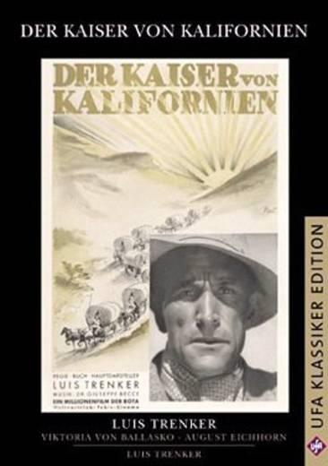 DVD Der Kaiser von Kalifornien FSK: 6