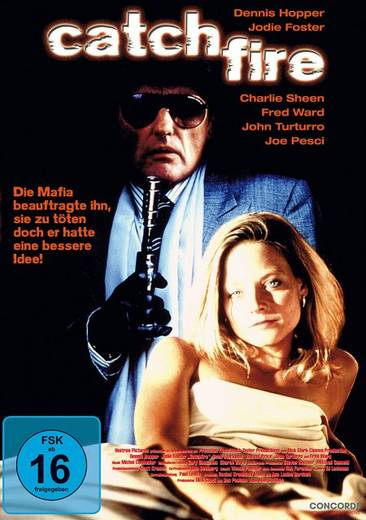 DVD Catchfire FSK: 16