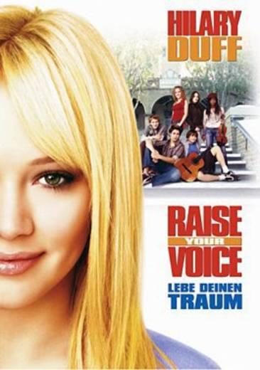 DVD Raise Your Voice Lebe deinen Traum FSK: 0