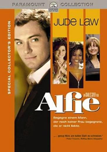 DVD Alfie FSK: 12
