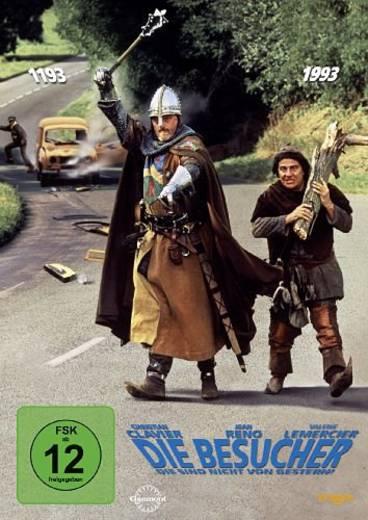 DVD Die Besucher FSK: 12