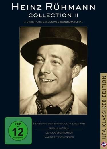DVD Heinz Rühmann Collection II FSK: 12