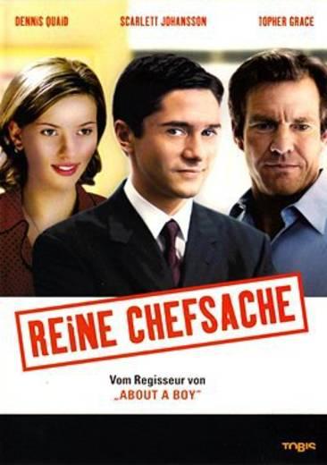 DVD Reine Chefsache FSK: 0