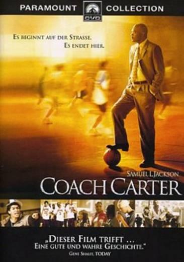 DVD Coach Carter FSK: 6