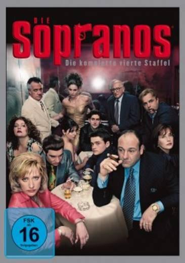 DVD Die Sopranos FSK: 16