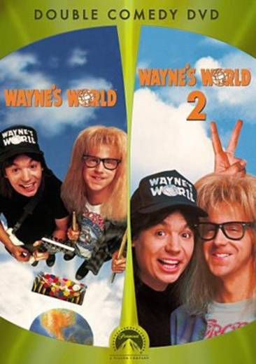 DVD Waynes World & Waynes World 2 FSK: 12