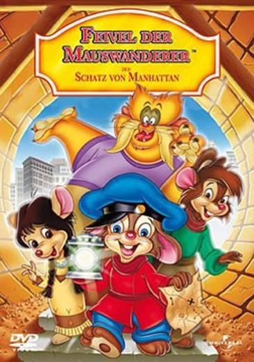 DVD Feivel der Mauswanderer 3 Der Schatz von Manhattan FSK: 0