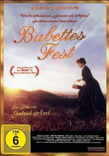 DVD Babettes Fest FSK: 6