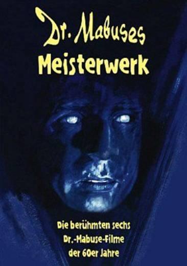 DVD Dr. Mabuses Meisterwerk FSK: 16