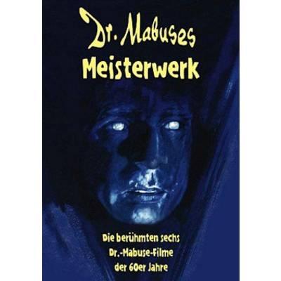 DVD Dr. Mabuses Meisterwerk FSK: 16 Preisvergleich