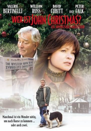 DVD Wer ist John Christmas? Ein himmlisches Abenteuer FSK: 12