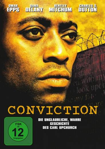DVD Conviction FSK: 12