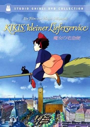 DVD Kikis kleiner Lieferservice FSK: 0