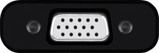 HDMI / VGA Adapter [1x HDMI-Buchse - 1x VGA-Buchse, Klinkenbuchse 3.5 mm] Schwarz Belkin