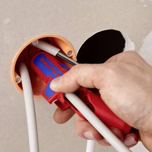 Kabelentmanteler Geeignet für Rundkabel, Feuchtraumkabel, Datenkabel, Koaxialkabel 4.8 bis 13 mm 0.2 bis 4 mm² Knipex E