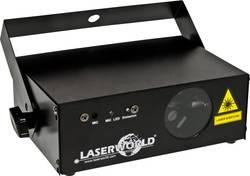 Projecteur à effets laser Laserworld EL-60G II vert