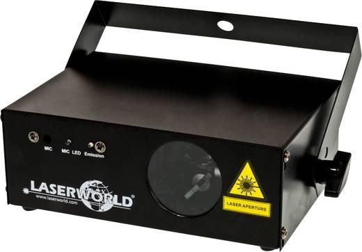 Laser-Lichteffekt Laserworld EL-120R II
