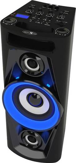 karaoke anlage reflexion ps07bt inkl karaoke funktion inkl mikrofon stimmungslicht. Black Bedroom Furniture Sets. Home Design Ideas