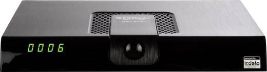DVB-T2 Receiver Xoro HRT8720 freenet TV Entschlüsselung 3 Monate gratis, Aufnahmefunktion, Deutscher DVB-T2 Standard (H.