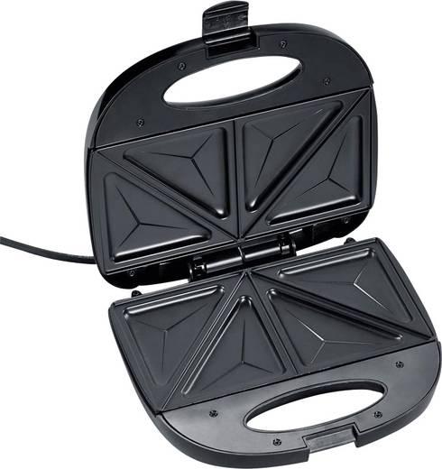 Sandwich-Toaster Severin SA 2969 Edelstahl (gebürstet)