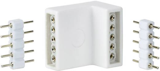 Eckverbinder Kunststoff (L x B x H) 1.7 x 1.6 x 1.2 cm Paulmann 70615