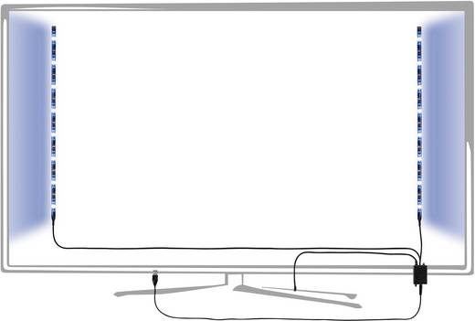 mit USB-Anschluss 100 cm RGB Paulmann 70706