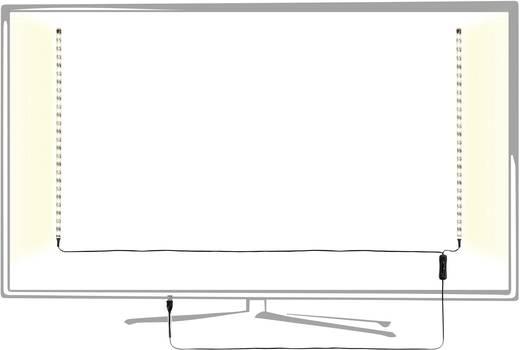 mit USB-Anschluss 100 cm Warm-Weiß Paulmann 70705