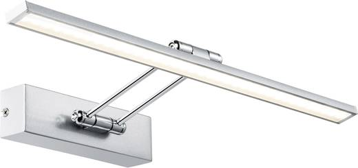 LED-Bilderleuchte 7 W Warm-Weiß Paulmann Beam Fifty 99895 Nickel (gebürstet)