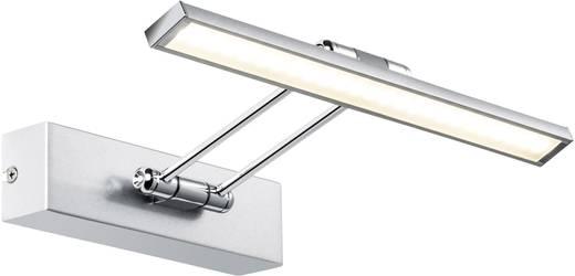 LED-Bilderleuchte 5 W Warm-Weiß Paulmann Thirty 99894 Nickel (gebürstet)