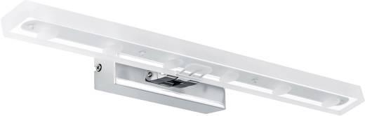 LED-Bilderleuchte 7 W Warm-Weiß Paulmann Block 99898 Chrom