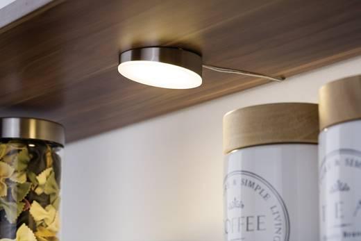 LED-Aufbauleuchte 6.2 W Warm-Weiß Paulmann 92033 Gate Eisen (gebürstet)