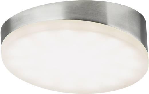 LED-Aufbauleuchte 2er Set 12.4 W Warm-Weiß Paulmann 93582 Gate Eisen (gebürstet)