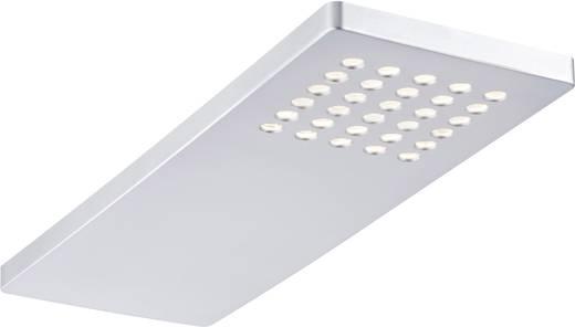 LED-Aufbauleuchte 3er Set 6.6 W Warm-Weiß Paulmann 93563 Pattern Chrom (matt)