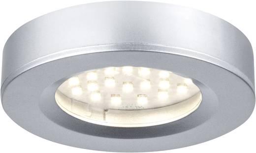 LED-Aufbauleuchte 3er Set 7.5 W Warm-Weiß Paulmann 93580 Platy Chrom (matt)